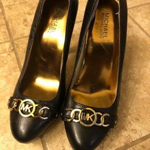 Michael Kors Hamilton Pump High Heel Shoe